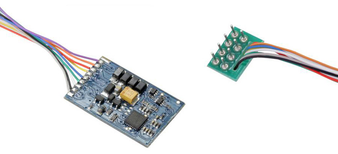 ESU 59020 LokPilot 5 Basic, 8-pin NEM652