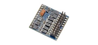 ESU 59212 H0 LokPilot 5 Fx DCC/MM/SX, Plu/X22 NEM658,  H0, 0