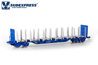 SUDEXPRESS COMSA SGNSS 042 Wood Transport(DC HO)