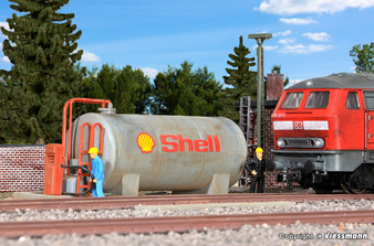 KIBRI 39430 Diesel fuel station (HO)