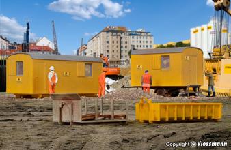 KIBRI 15700 Construction site units (HO)