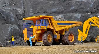 KIBRI 11660 KOMATSU dump truck HD 785-5 (HO)