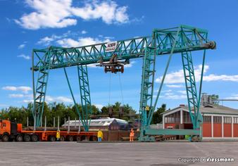 KIBRI 38543 Gantry crane for sawmill (HO)