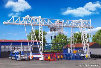 KIBRI 38531 Gantry crane WASEL (HO)