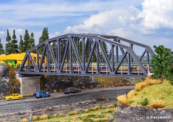 KIBRI 39700 Steel arch bridge, single track (HO)