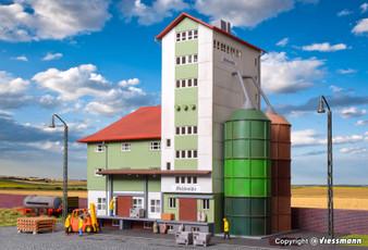 KIBRI 39216 Flourmill (HO)
