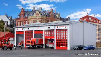 KIBRI 39219 Vehicle hall fire department (HO)