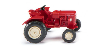 WIKING 087705 Tractor - red (HO)