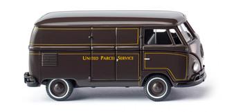 """WIKING 078816 VW T1 (Type 2) box van """"UPS"""" (HO)"""