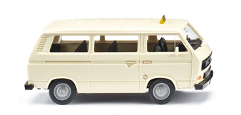 WIKING 080014 Taxi - VW T3 bus (HO)