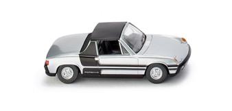 WIKING 079204 VW Porsche 914 - silver/black (HO)