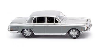 WIKING 083704 Rolls Royce Silver Shadow - silver-gray (HO)
