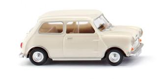 WIKING 022602 Morris Mini-Minor - white (HO)