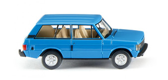 WIKING 010502 Range Rover - blue (HO)