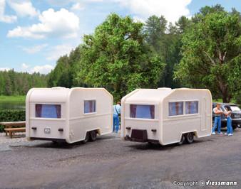 VOLLMER 45147 Caravan, 2 pieces (HO)