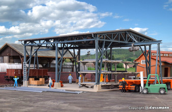 VOLLMER 45616 Steel and pipe depot (HO)