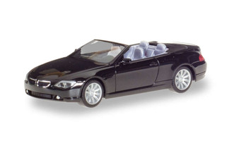 HERPA 023245 BMW SÉRIE 6 CABRIO (HO)