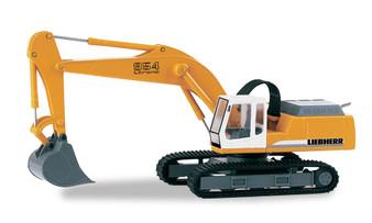 HERPA 148931 LIEBHERRTRACKED EXCAVATOR R954 (HO)