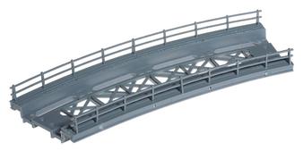 NOCH 21350 Bridge deck, curved (HO)