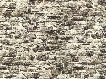 "NOCH 57510 Carton Wall ""Granite"" (HO) 32 X 15 CM"