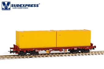 SUDEXPRESS S454017 MEDWAY SGS 017 (DC HO)