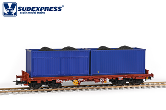 SUDEXPRESS S454062 MEDWAY SGS 062 (DC HO)
