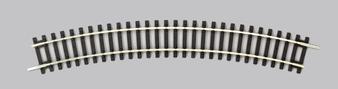 PIKO 55212 CURVED TRACK R2/30º (DC HO)