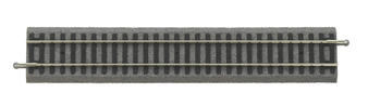 PIKO 55401 STRAIGHT TRACK W.BEDDING G231 (DC HO)