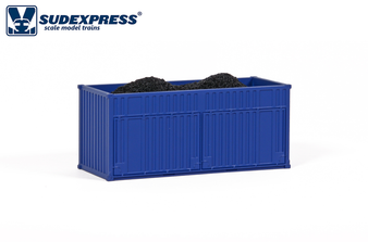 SUDEXPRESS S6013 20FT PETCOKE CONTAINER (DC HO)