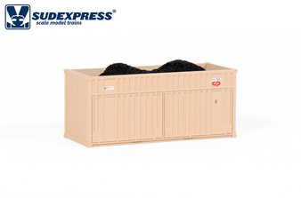 SUDEXPRESS S6012 20FT SOCARMAR CP CONTAINER (DC HO)