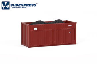 SUDEXPRESS S6011 20FT SOCARMAR CONTAINER (DC HO)
