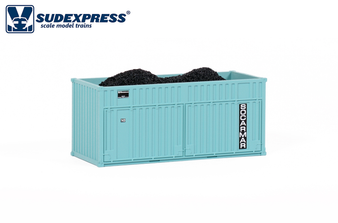 SUDEXPRESS S6008 20FT SOCARMAR CONTAINER (DC HO)