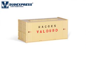 SUDEXPRESS S6001 20FT VALOURO CONTAINER (DC HO)