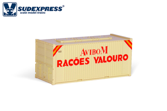 SUDEXPRESS S6003 20FT VALOURO CONTAINER (DC HO)