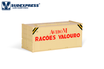 SUDEXPRESS S6005 20FT VALOURO CONTAINER (DC HO)