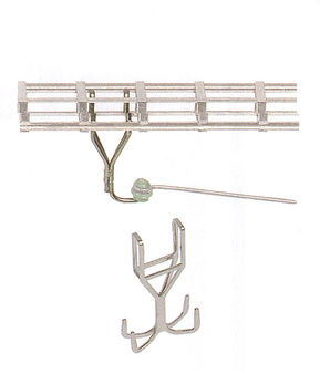 SOMMERFELDT 308 SUSPESION SUPPORTS FOR 4SIDE BRACKETS (HO) 5 PIECE
