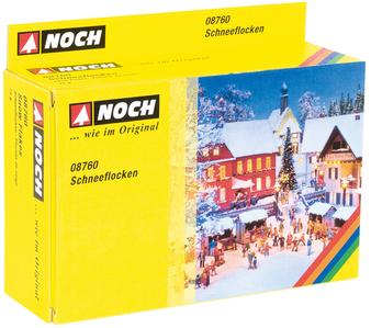 NOCH 08760 Snowflakes (HO) 75 GR
