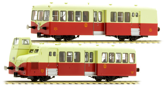 R37 41013C - X BD 5660 + XR BD 9210 Toulouse(DC HO)