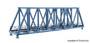 VOLLMER 42546 Box-girder bridge, straight (HO)