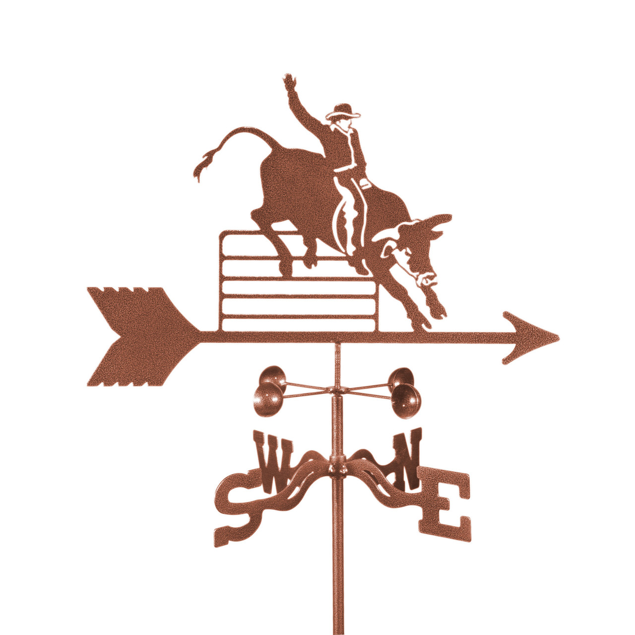 Horses, Cowboy and Rodeo Weathervanes