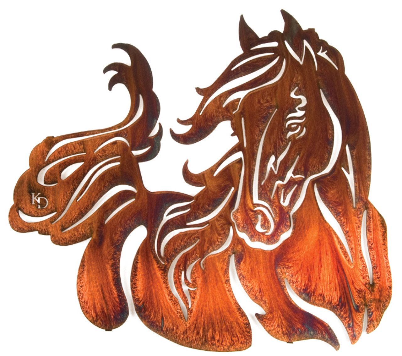 Horse Wall Art, Wall Hangings of Horses