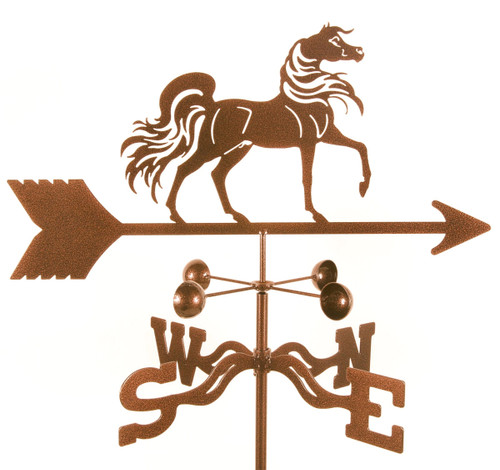 Weathervane of an Arabian Horse