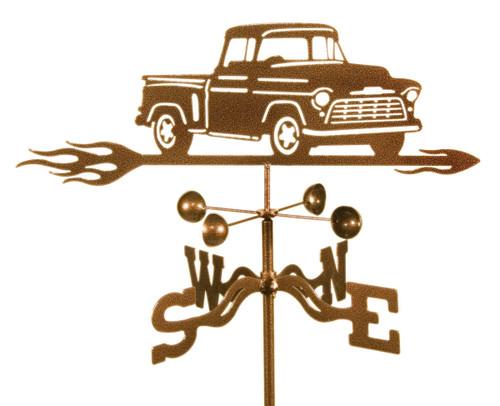 Old Chevy Truck weathervane