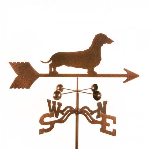 Weathervane of Dachshund, Dogs