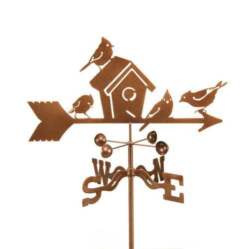 Bird House weathervane