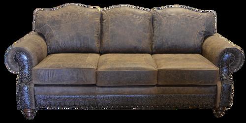 Cowboy style sofa