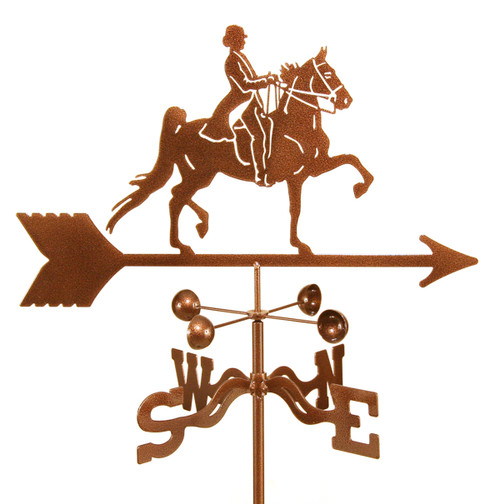 Weathervane of an English Horse