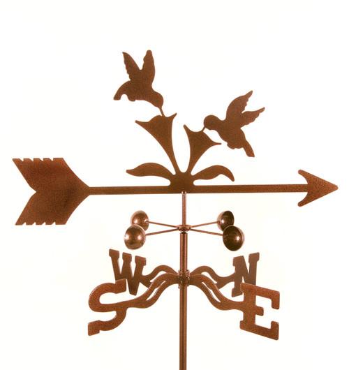 Weathervane of Hummingbirds