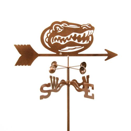 Florida Gators College Team Logo Weathervane