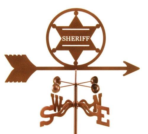 weathervane-of-sheriff-s-emblem-sheriff-badge